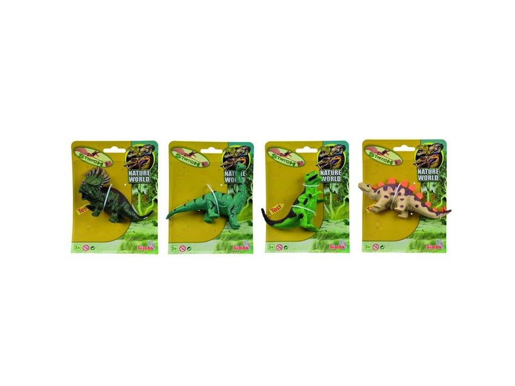 Simba Gumový strečový dinosaurus