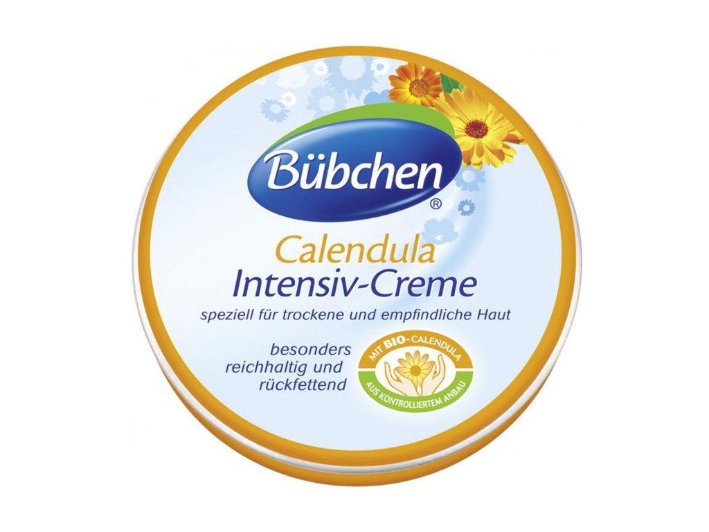 Bübchen BIO Calendula intensiv. krém 50 ml