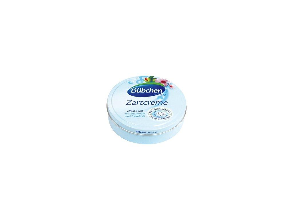 BÜBCHEN - Baby krém Jemný (Zartcreme) 125 ml