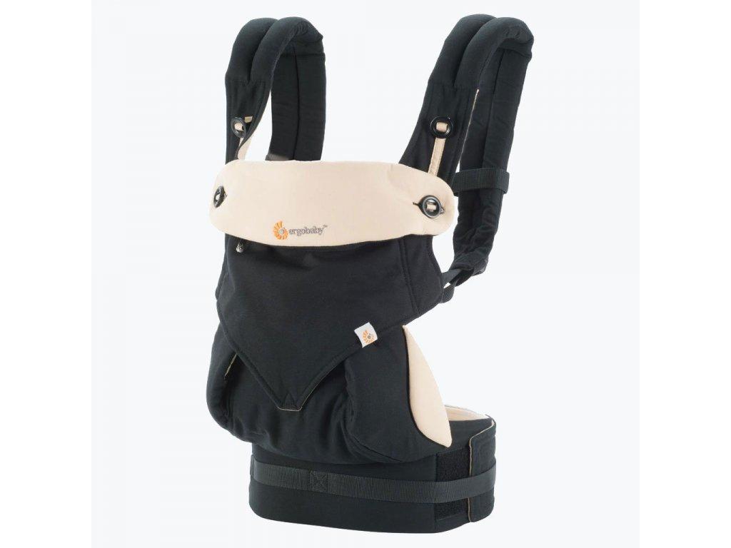 ERGOBABY Nosič dieťaťa Four Position 360 Black/Camel