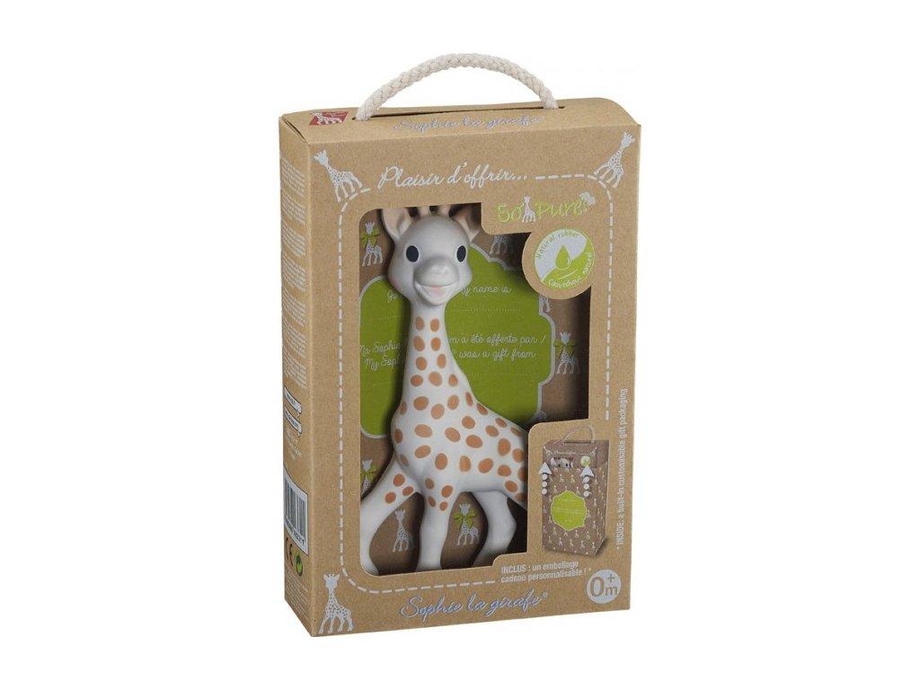 Vulli Žirafa Sophie So´PURE v darčekovom balení