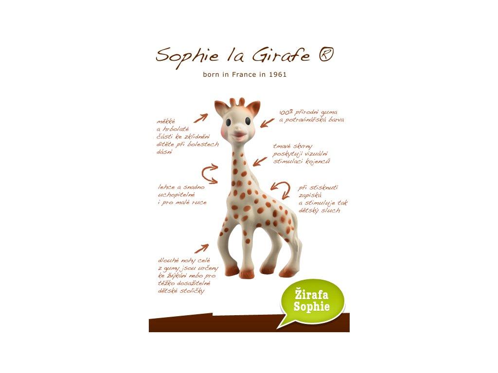 14289071b8ff Vulli set žirafa Sophie + hryzátko z kolekcie So´Pure - Kmart.sk