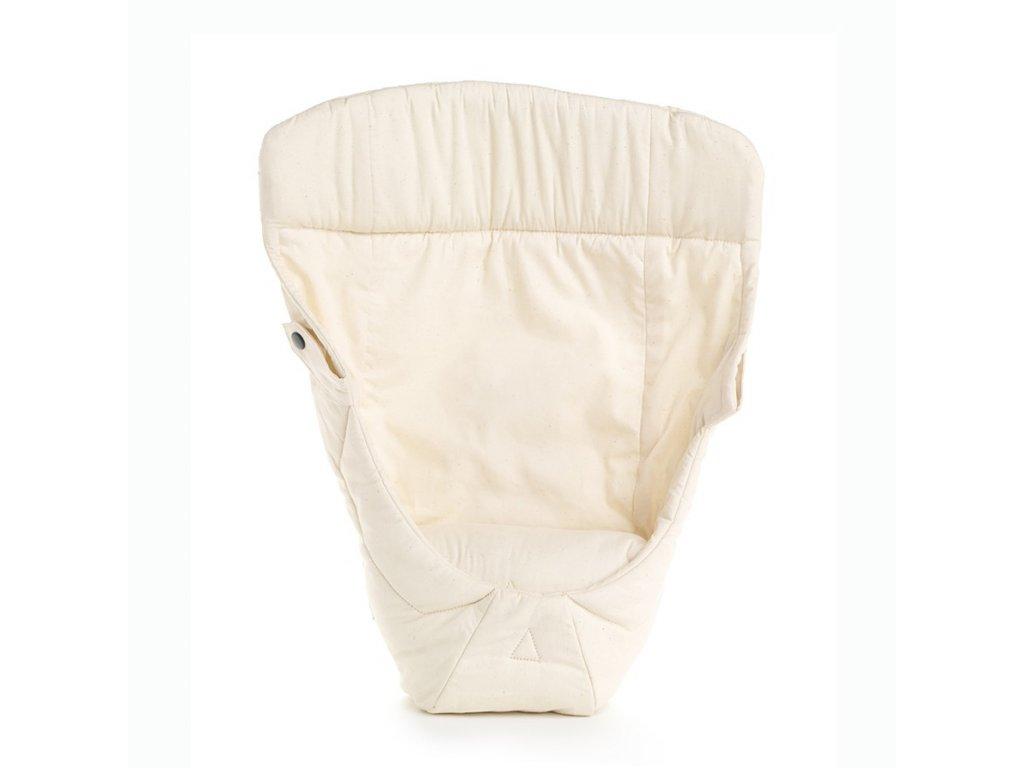 ERGOBABY Infant Insert Easy Snug - vložka do nosiča Grey