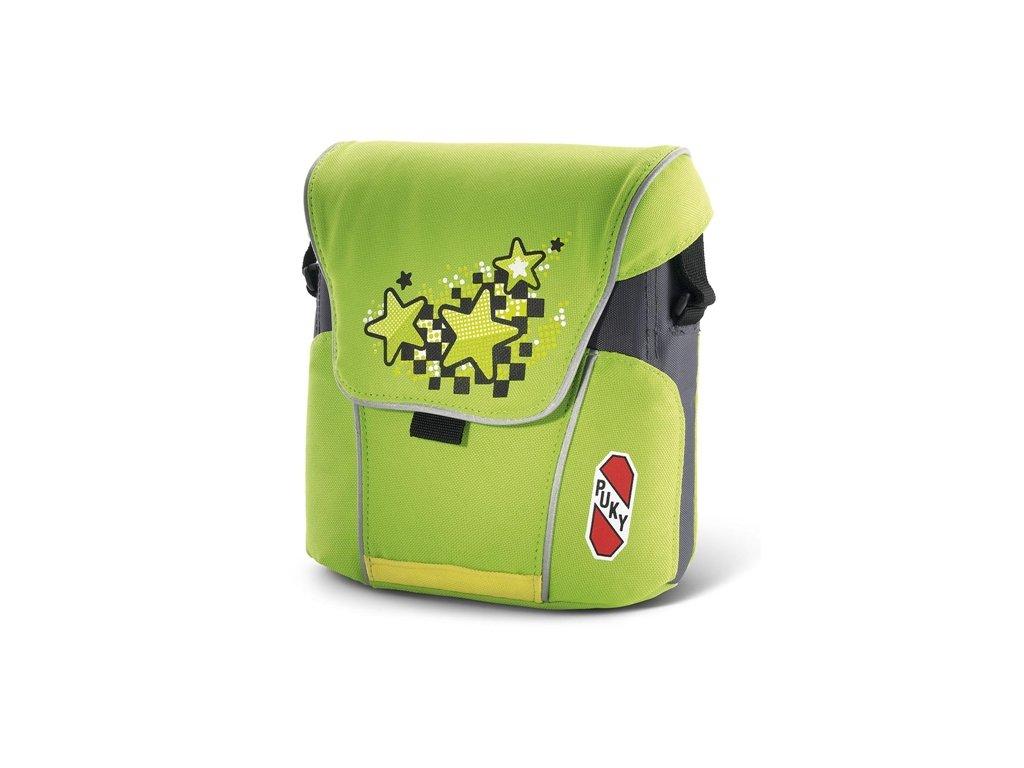 Puky Predná taška pre kolobežky a bicykle - kiwi