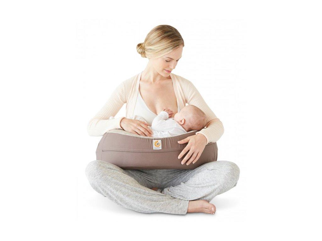Ergobaby - Natural Curve Nursing Pillow - Vankúš na dojčenie