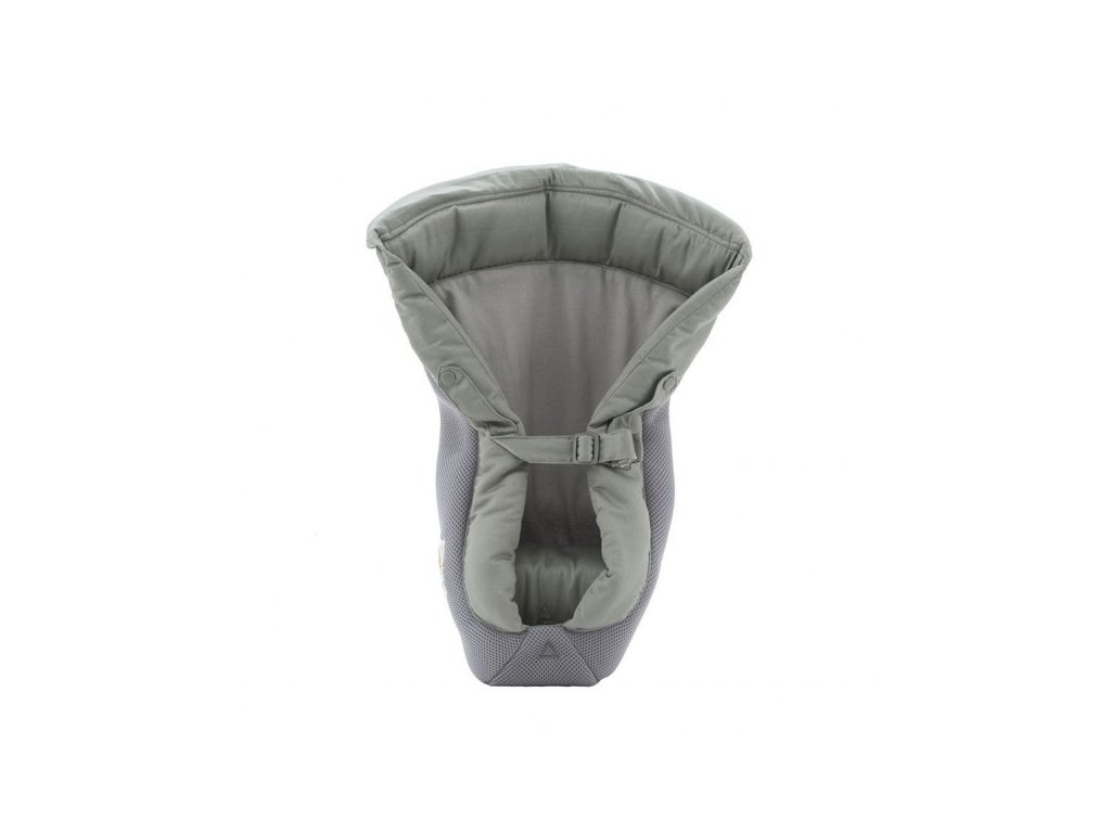 Ergobaby - vložka pre novorodenca - Performance Grey