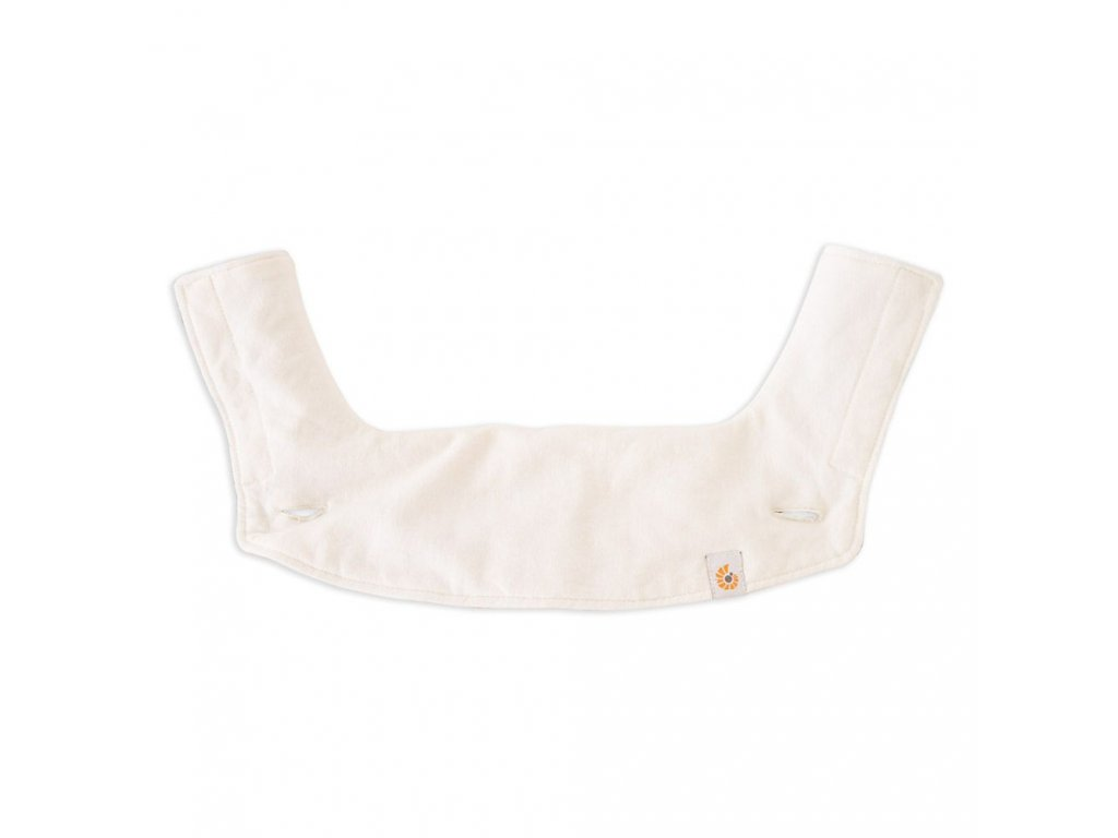 Ergobaby Podbradník 360 Teething pad&bib natural