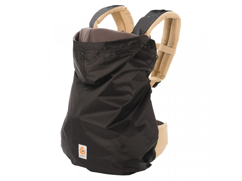 Ergobaby - Winter Cover 2 in 1 - Black