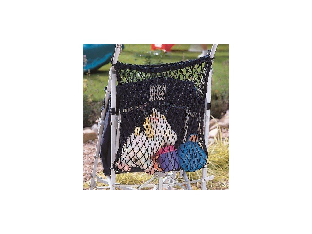 Clippasafe - Sieťová taška na kočík