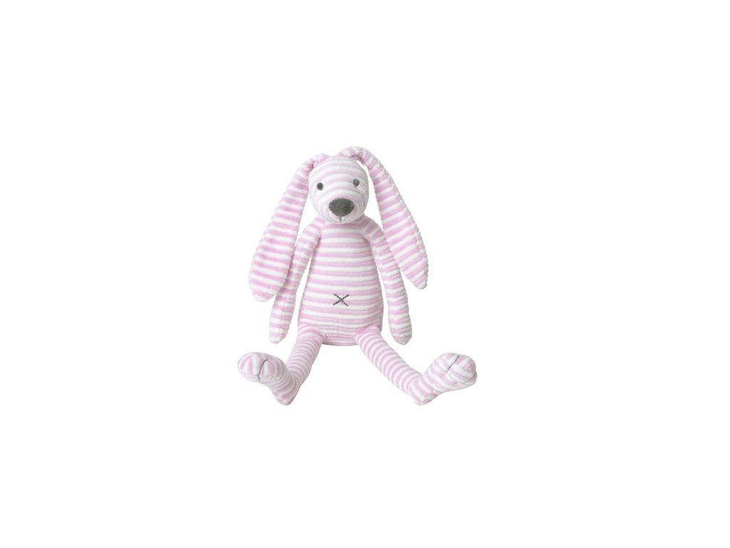 Happy Horse - Ružový pruhovaný zajačik Reece