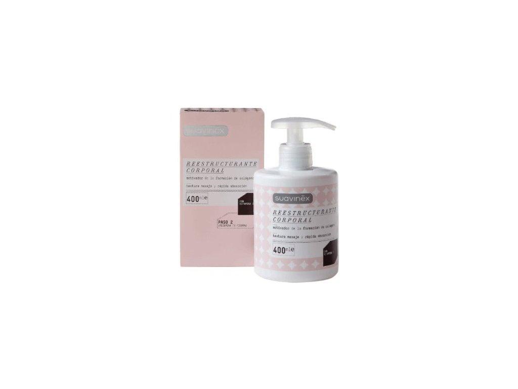 SUAVINEX Krém spevňujúci a regenerujúci pokožku, 400 ml