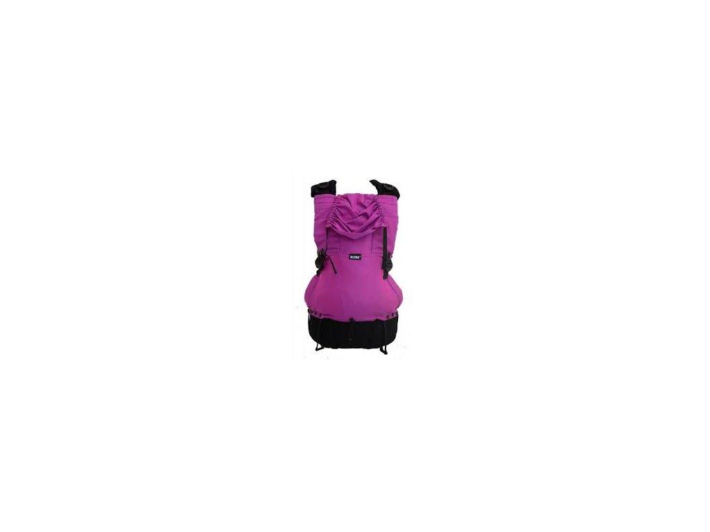 Kibi ergonomický nosič - fialový