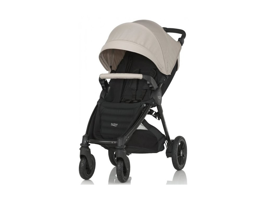 Britax B-Motion 4 PLUS + farebný set Sandy Beige 2016