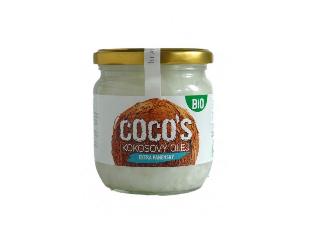 HEALTH LINK - BIO Kokosový olej - 200 ml