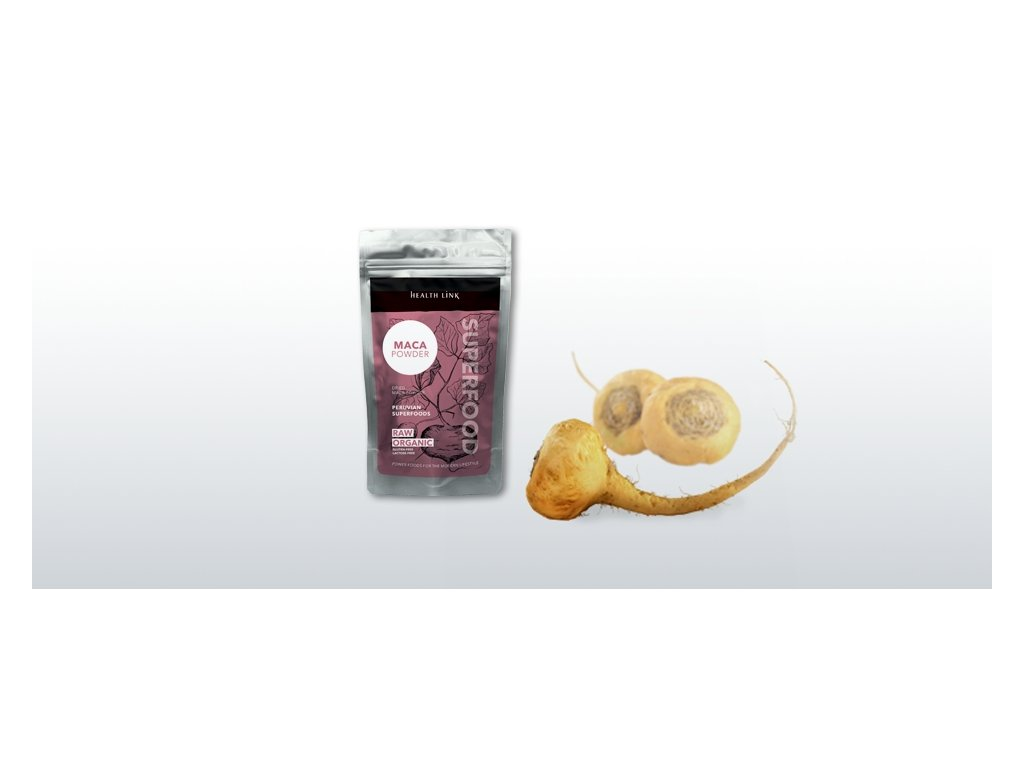 HEALTH LINK - BIO RAW Maca prášok - 250g