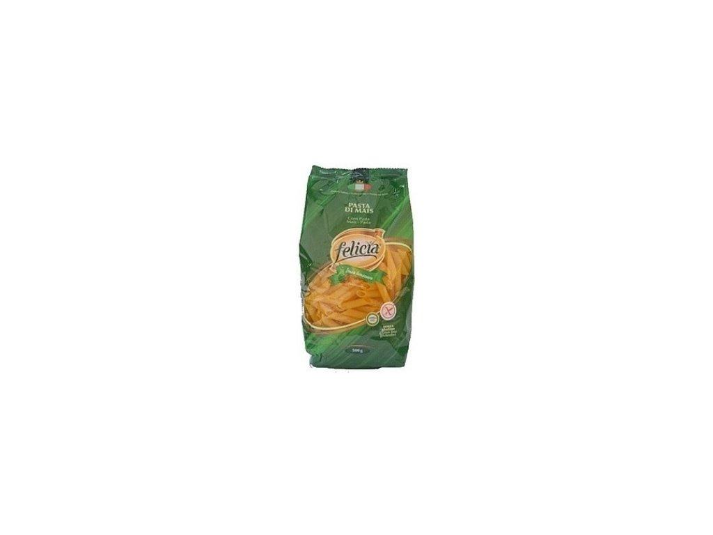 HEALTH LINK - FELICIA Bezlepkové kukuričné cestoviny - Penne Rigate - 500 gr.
