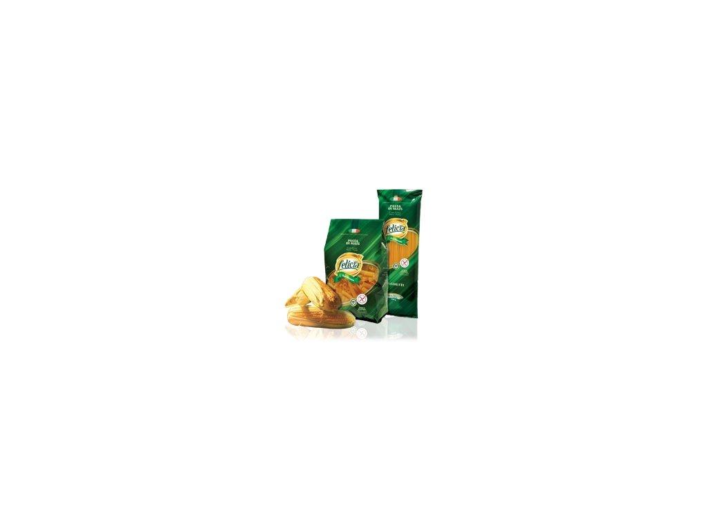 HEALTH LINK - FELICIA Bezlepkové kukuričné cestoviny - špagety - 500 gr.