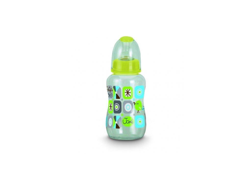 Jané Ergonomická flaša CHROMATIC 125 ml