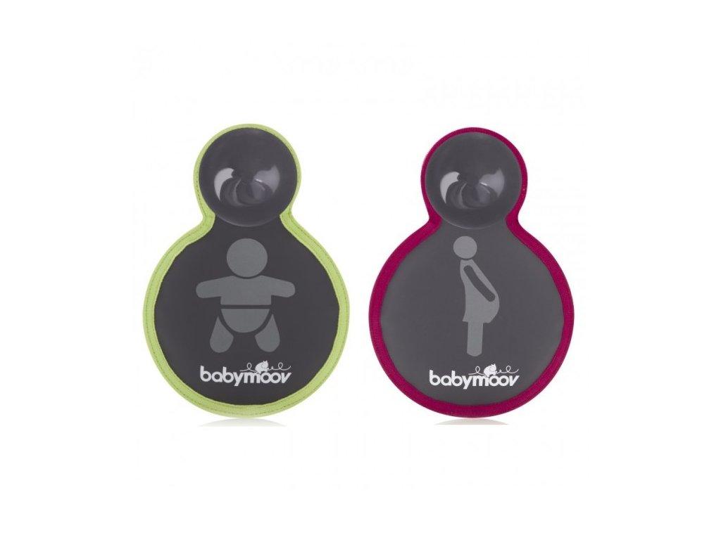 Babymoov Značka dieťa v aute - Baby on Board