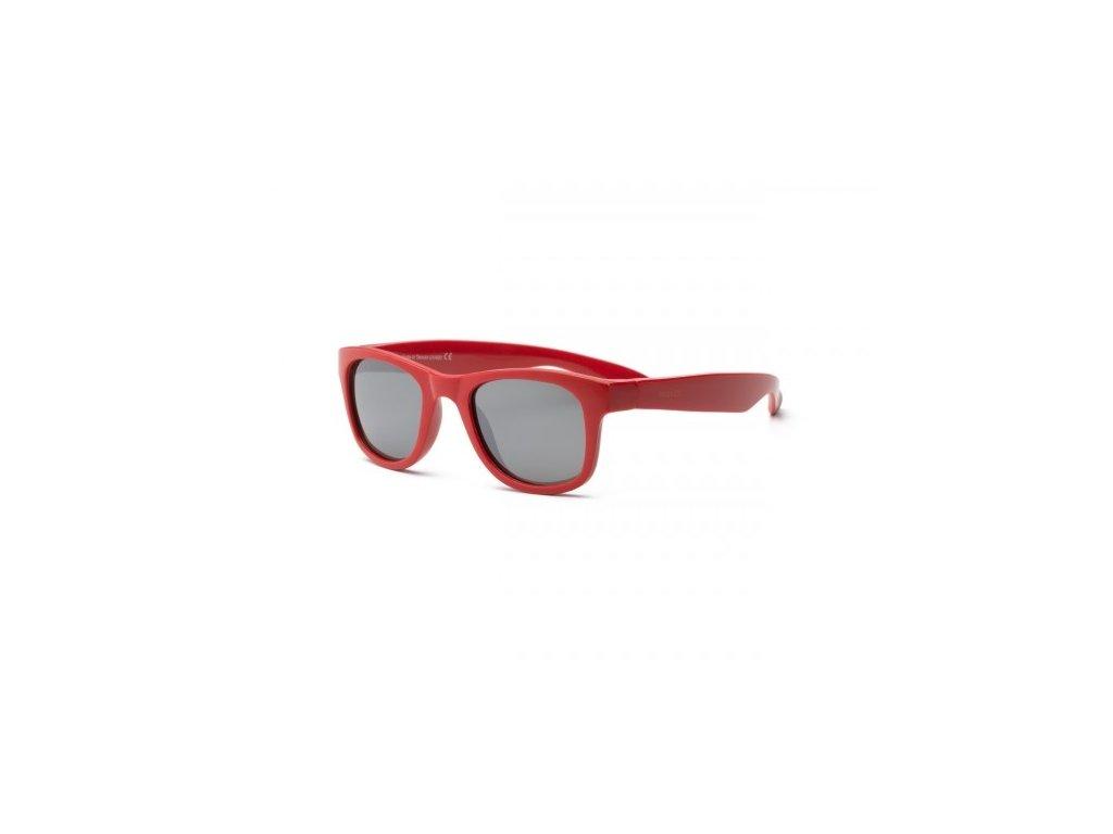 Real Kids Shades Slnečné okuliare Surf 2r+ - červené