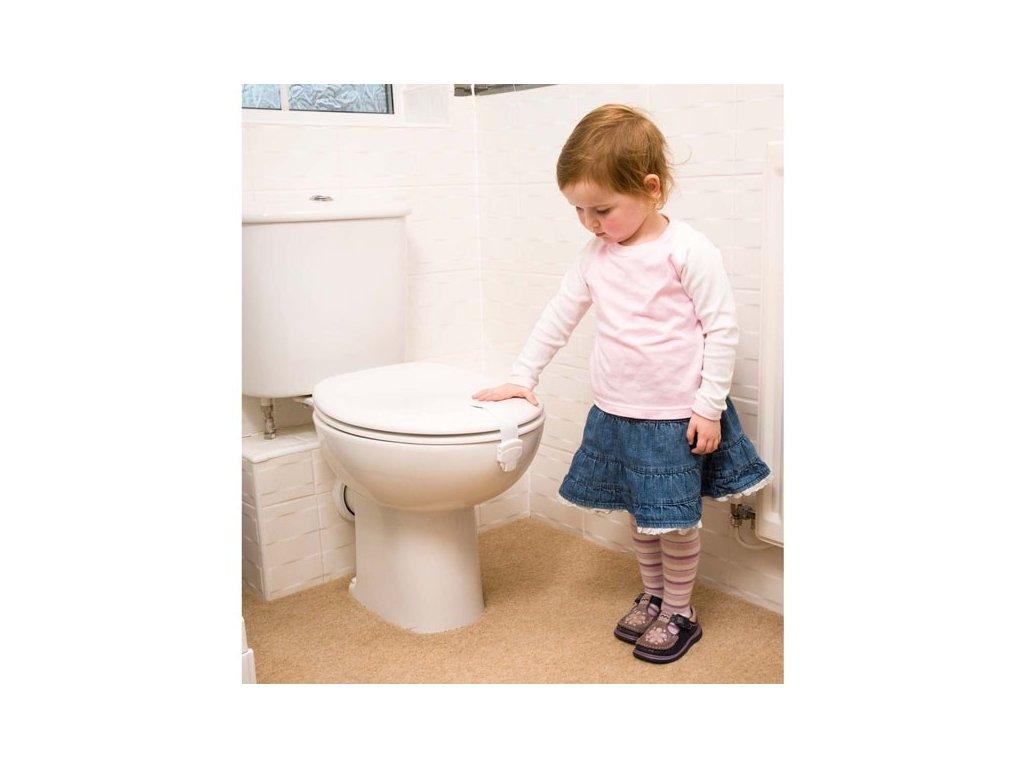 CLIPPASAFE Zámok na WC