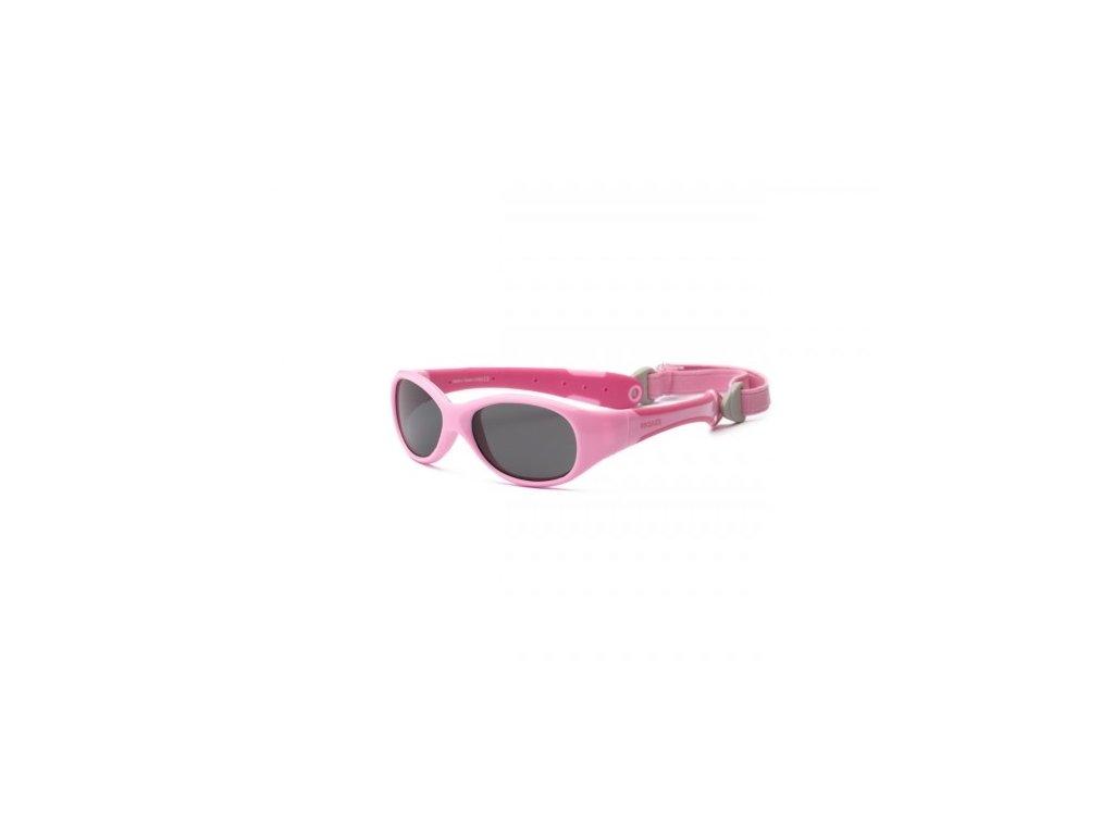 Real Kids Shades Slnečné okuliare Explorer 0r+ - ružové