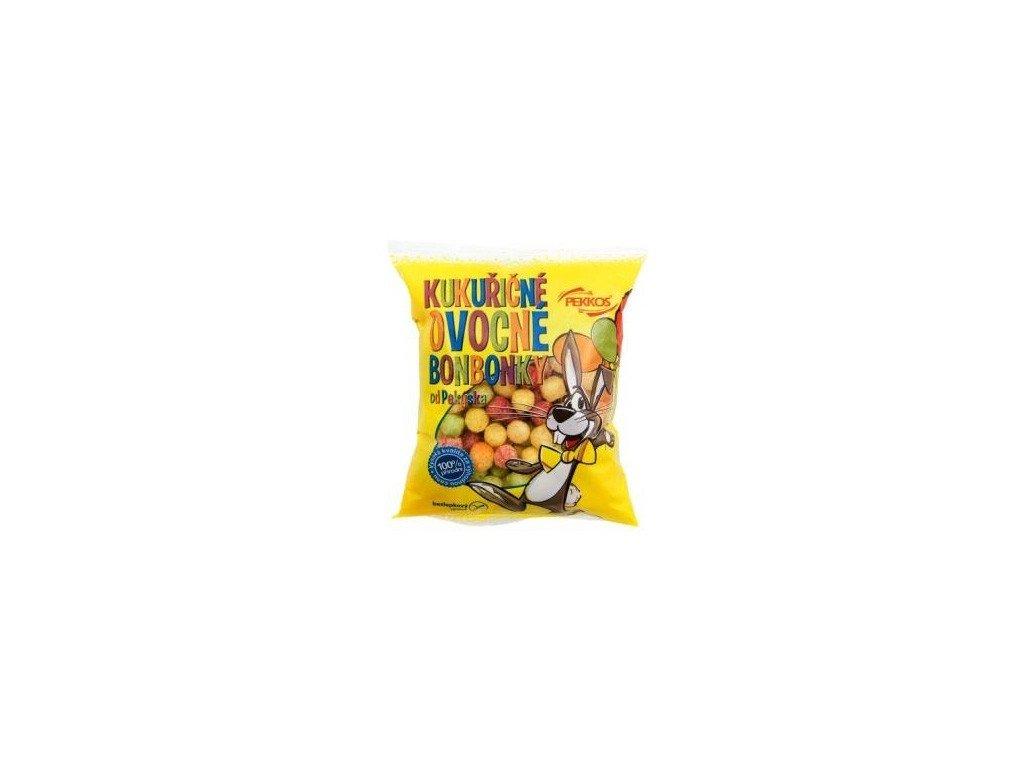 REJ - VIETE, ČO JETE (Ing. Petr Havlíček) Kukuričné chrumky ovocné 20g