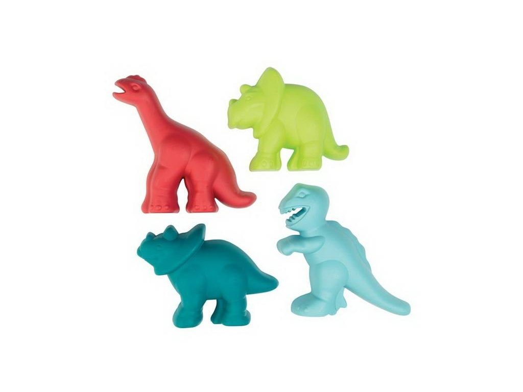 Ecoiffier Set do piesku formičky - dinosauri