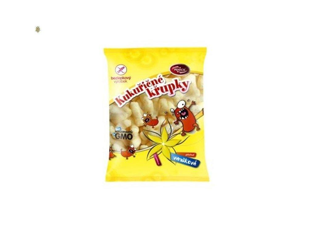 REJ - VIETE, ČO JETE (Ing. Petr Havlíček) Kukuričné chrumky vanilkové