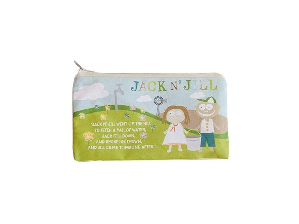 JACK N´ JILL vrecúško - prírodná bavlna