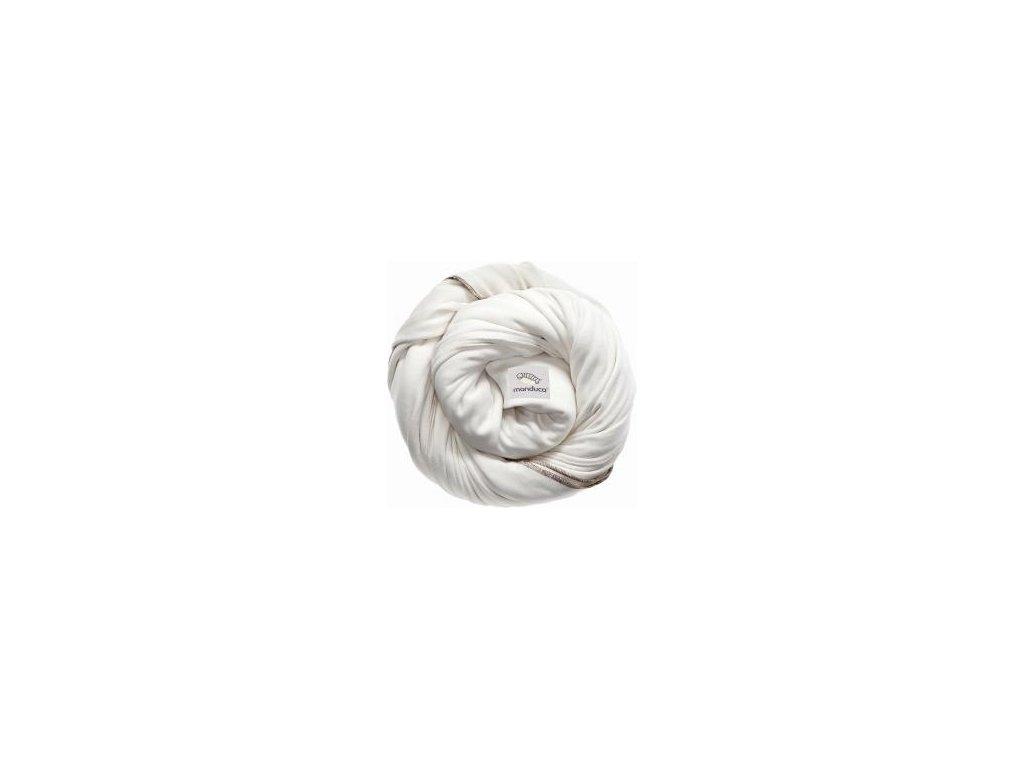 Manduca sling - šatka na nosenie detí - white