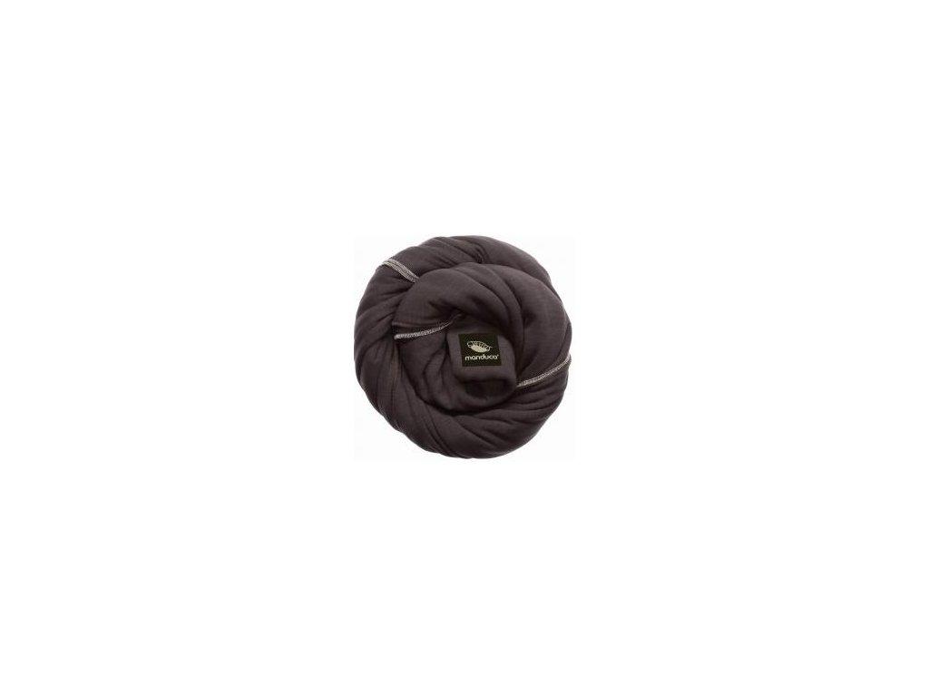 Manduca sling - šatka na nosenie detí - chocolate