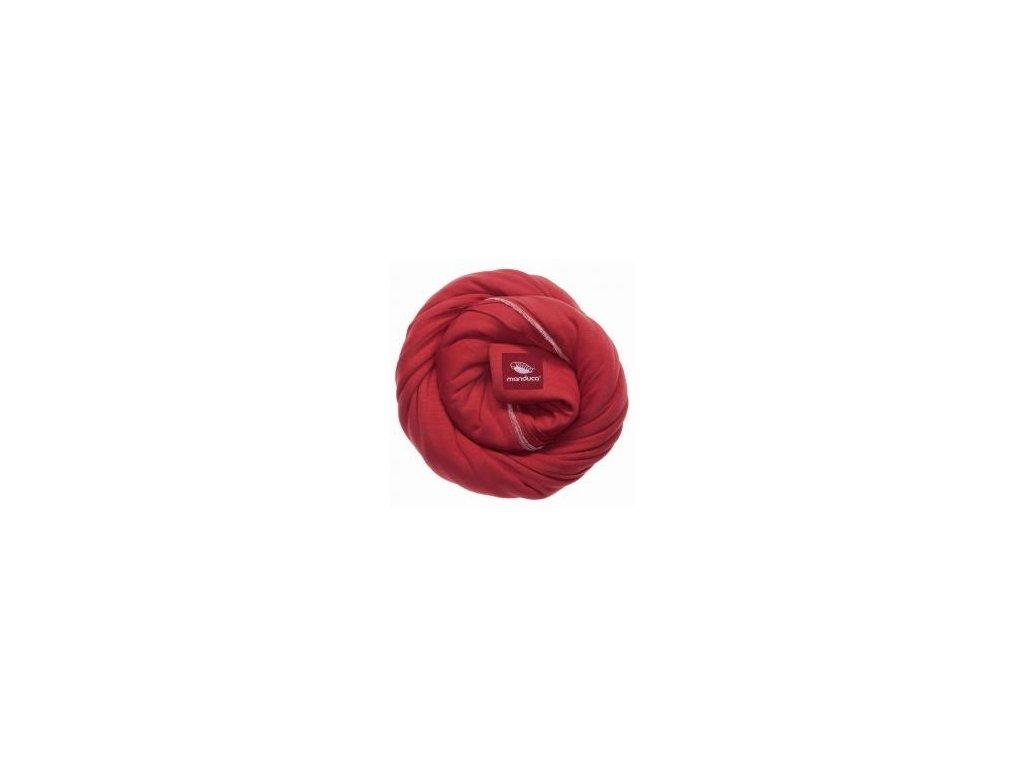 Manduca sling - šatka na nosenie detí - chilli