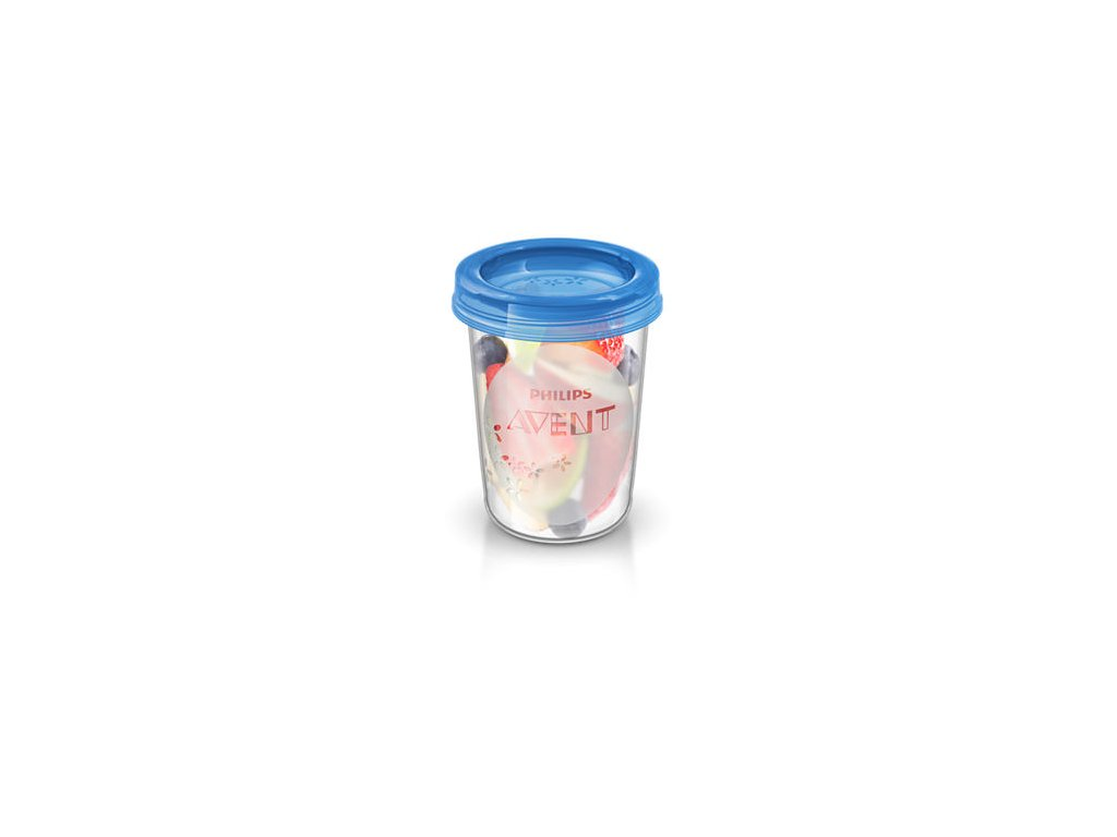 Avent Nové VIA poháriky 240ml, 5ks