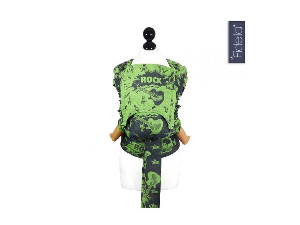 Fidella TESTER nosič Fly Tai Babysize Rock n Rolla green