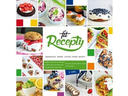 Kniha Fit Recepty 2