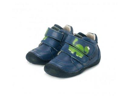 D.D. Step jesenné topánky Royal Blue veľ