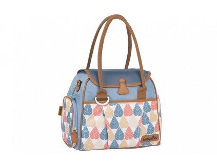BABYMOOV Prebalovacia taška Style Bag Petrol