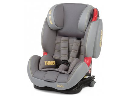BE COOL THUNDER ISOFIX 9-36 kg - 595