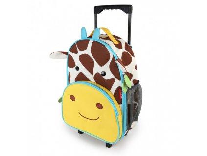 SKIP*HOP Zoo Cestovný kufor -žirafa