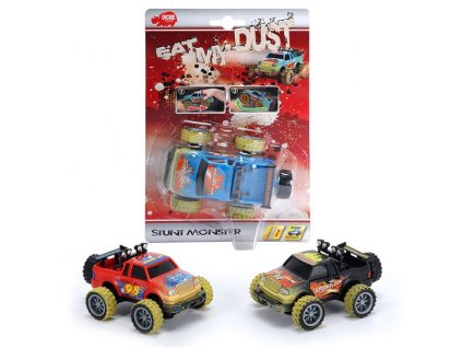 Dickie Auto Eat My Dust Stunt Monster 10cm