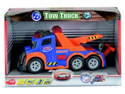 Dickie Auto - odťahové vozidlo 15cm