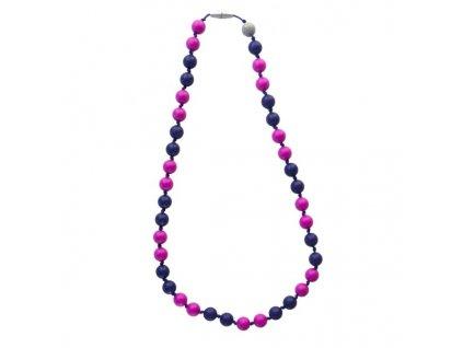 Itzy ritzy Silikónový mama náhrdelník - Prepster Chic