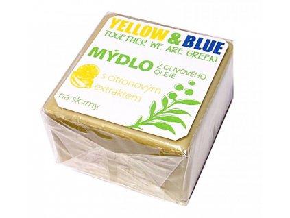 Tierra Verde Olivové mydlo s citrónovým extraktom