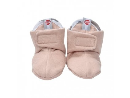 LODGER Slipper Cotton Quilt Nude 3 - 6 mesiacov