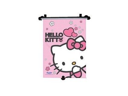 Markas Tienidlo na okno auta sťahujúce 1 ks Hello Kitty