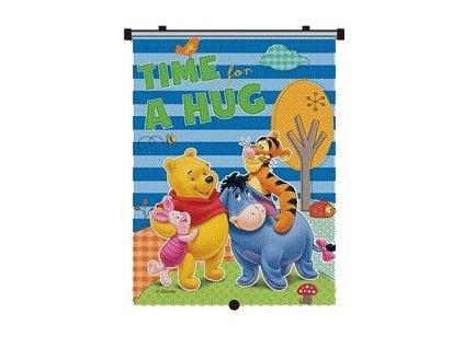 Markas Tienidlo na okno auta sťahujúce 1 ks Winnie the Pooh