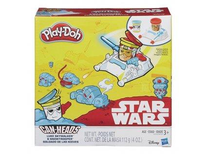 PlayDoh Star Wars dvojbalenie téglikov