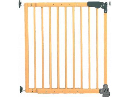 Reer Zábrana Basic Twinfix Active-Lock - drevená