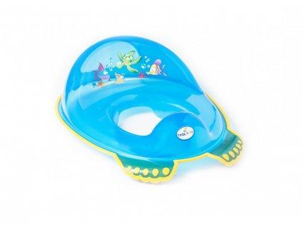 Tega Baby adaptér na WC Aqua - modrý